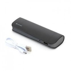 PLATINET POWER BANK 7200mAh, micro USB, black PMPB72LB