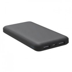 PLATINET POWER BANK 1000mAh, micro USB, black PMPB10SB