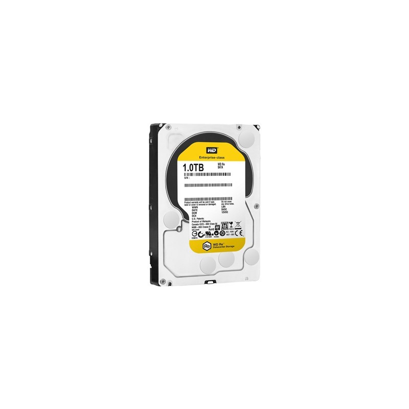"Western Digital Re Int. Disk 1TB 3,5"" WD1004FBYZ"