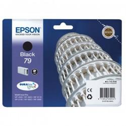 Epson originál ink C13T79114010, 79, L, black, 900str., 14ml, 1ks,...