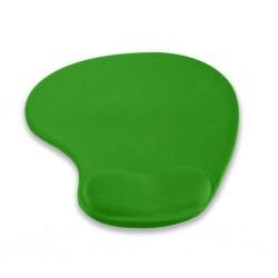 4W Podložka pod myš ergonomická gelová Green 10101