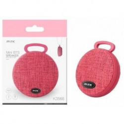 Bluetooth Mini Speaker PLUS K3566 red 8435350735678