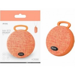 Bluetooth Mini Speaker PLUS K3566 orange 8435350735692