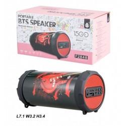 Bluetooth Port.Speaker PLUS Mini F2848, Red Guitar 2400172