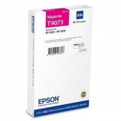 Epson originál ink C13T907340, T9073, XXL, magenta, 69ml, Epson WorkForce Pro WF-6090DW