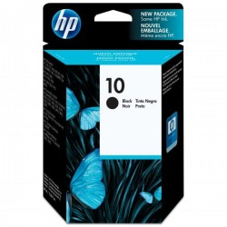HP originál ink C4844A, No.10, black, 1400str., 69ml, HP DeskJet 2xxx, Business InkJet 2xxx, DesignJet 5xx
