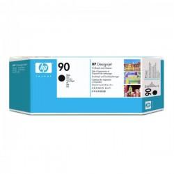 HP originál tlačová hlava C5054A, No.90, black, HP DesignJet 4000, 4000ps, 4500