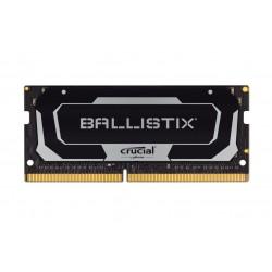 SO-DIMM 16GB DDR4 2666MHz Crucial Ballistix CL16 2x8GB Black...