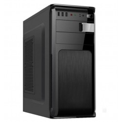 Gembird Computer Case Midi Tower Fornax 120 CCC-FC-120