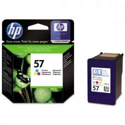 HP originál ink C6657AE, No.57, color, 500str., 17ml, HP DeskJet 450, 5652, 5150, 5850, psc-7150, OJ-6110 C6657AE#UUQ