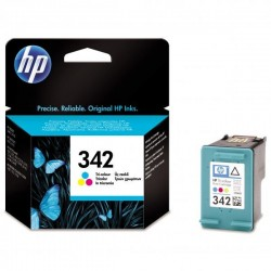 HP originál ink C9361EE, No.342, color, 175str., 5ml, HP Photosmart 2575, C3180, C4180, DJ-5440, OJ-6310 C9361EE#BA3