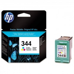 HP originál ink C9363EE, No.344, color, 580str., 14ml, HP Photosmart 385, 335, 8450, DJ-5940, 6840, 9800 C9363EE#BA3