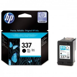 HP originál ink C9364EE, No.337, black, 400str., 11ml, HP Photosmart D5160, C4180, 8750, OJ-6310, DJ-5940 C9364EE#BA3