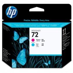 HP originál tlačová hlava C9383A, No.72, magenta/cyan, HP Designjet T1100, T770