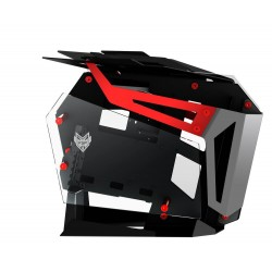 FSP/Fortron T-Wings CMT710, Dual System, Red POC0000094