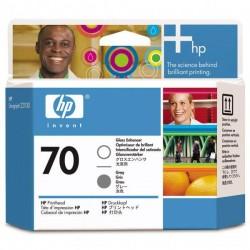 HP originál tlačová hlava C9410A, No.70, grey, HP DesignJet Z3100