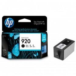 HP originál ink CD971AE, No.920, black, 420str., HP Officejet CD971AE#BGY