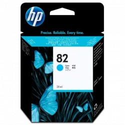 HP originál ink CH566A, No.82, cyan, 28ml, HP HP DesignJet 510