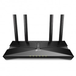 TP-LINK AX3000 Dual-Band Wi-Fi 6 RouterSPEED: 574 Mbps at 2.4 GHz...