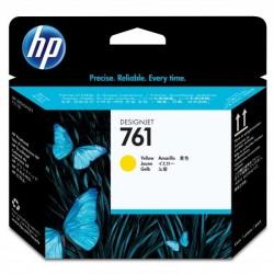 HP originál tlačová hlava CH645A, yellow, No.761, HP DesignJet T7100