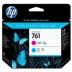 HP originál tlačová hlava CH646A, magenta/cyan, No.761, HP DesignJet T7100