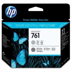 HP originál tlačová hlava CH647A, grey, No.761, HP DesignJet T7100