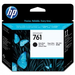 HP originál tlačová hlava CH648A, matte black, No.761, HP DesignJet T7100