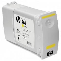 HP originál ink CM992A, yellow, 400ml, No.761, HP DesignJet T7100