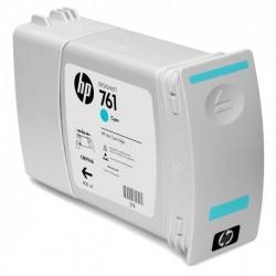 HP originál ink CM994A, cyan, 400ml, No.761, HP DesignJet T7100