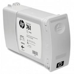 HP originál ink CM995A, grey, 400ml, No.761, HP DesignJet T7100