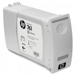 HP originál ink CM996A, dark grey, 400ml, No.761, HP DesignJet T7100