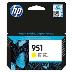 HP originál ink CN052AE, No.951, yellow, 700str., pre HP Officejet Pro 8100 ePrinter