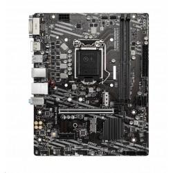 MSI MB Sc LGA1200 H410M-A PRO, Intel H410, 2xDDR4, VGA, mATX