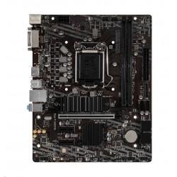 MSI MB Sc LGA1200 B460M-A PRO, Intel B460, 2xDDR4, VGA, mATX