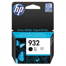 HP originál ink CN057AE, No.932, black, 400str., HP