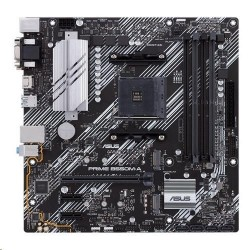 ASUS MB Sc AM4 PRIME B550M-A/CSM, AMD B550, 4xDDR4, HDMI...