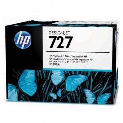 HP originál ink C1Q12A, No.727, matte black, 300ml, HP DesignJet T1500, T2500, T920