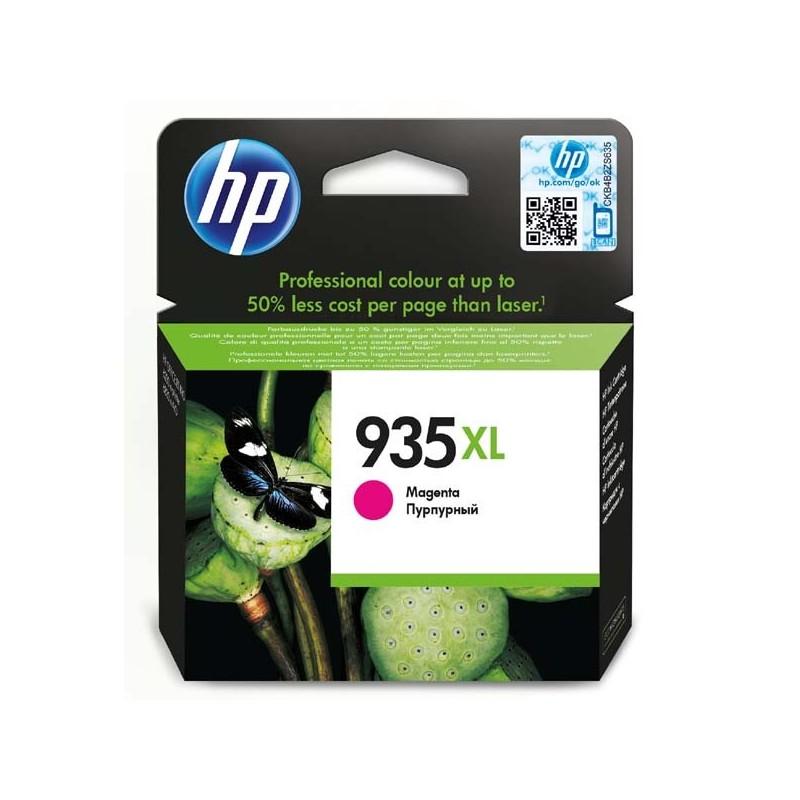 HP originál ink C2P25AE#BGY, No.935XL, magenta, 825str., 9,5ml, HP Officejet 6812,6815,Officejet Pro 6230,6830,6835