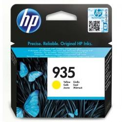 HP originál ink C2P22AE, No.935, yellow, HP Officejet 6812,6815,Officejet Pro 6230,6830,6835 C2P22AE#BGY