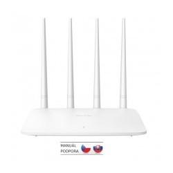 Tenda F6 - Wireless Router 802.11b/g/n, 300 Mb/s,...