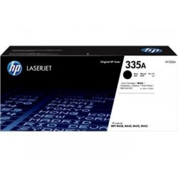 HP 335A Black Original LaserJet Toner Cartridge W1335A