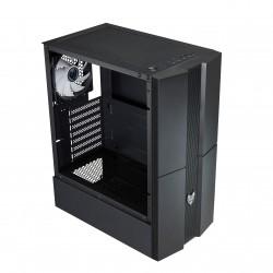 FSP/Fortron ATX Midi Tower CMT271 Black POC0000087