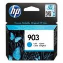 HP originál ink T6L87AE, No.903, cyan, 315str., 4ml, HP Officejet 6962,Pro 6960,6961,6963,6964,6965,6966 T6L87AE#BGY