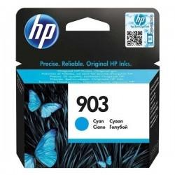 HP originál ink T6L87AE, No.903, cyan, 315str., 4ml, HP Officejet...
