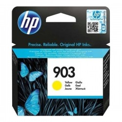 HP originál ink T6L95AE, No.903, yellow, 315str., 4ml, HP Officejet 6962,Pro 6960,6961,6963,6964,6965,6966 T6L95AE#BGY