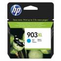 HP originál ink T6M03AE, No.903XL, cyan, 825str., 9.5ml, high capacity T6M03AE#BGY