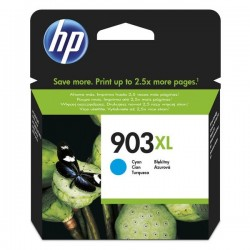 HP originál ink T6M03AE, No.903XL, cyan, 825str., 9.5ml, high capacity T6M03AE#BGY