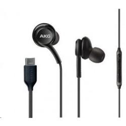 Samsung stereo sluchátka EO-IC100BBE, USB-C, černá EO-IC100BBEGEU