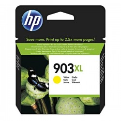 HP originál ink T6M11AE, No.903XL, yellow, 825str., 9.5ml, high capacity T6M11AE#BGY
