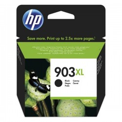 HP originál ink T6M15AE, No.903XL, black, 825str., 21.5ml, high capacity T6M15AE#BGY